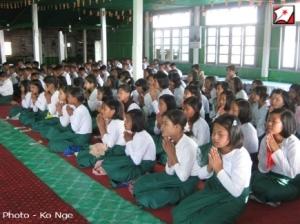 Zomi Buddhist Saang patangte