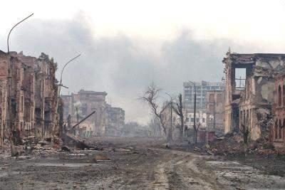 Grozny Khuapi First Chechen War (1994-96)
