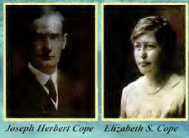 Dr. Cope and wife