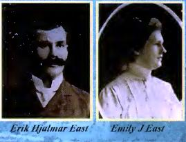 Dr. East and wife